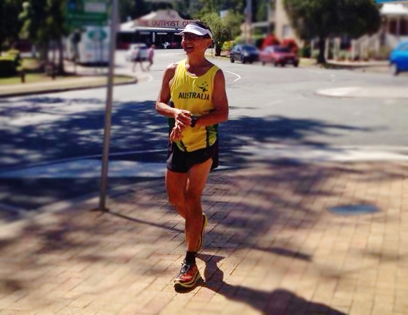 Charlie completes a 56km training run in preparation for Comrades